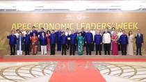 Khai mạc Hội nghị các nhà lãnh đạo kinh tế APEC 25