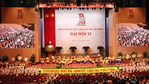 Khai mạc trọng thể Đại hội Đoàn toàn quốc lần thứ XI