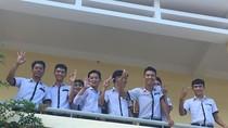 Học sinh trung học ở huyện đảo Phú Quý tăng tốc thi quốc gia