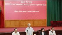 Tổng Bí thư Nguyễn Phú Trọng nói về đặc khu và luật an ninh mạng