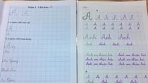 Mỗi tỉnh một vở luyện viết riêng để làm gì?