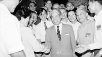 Nguyên Tổng Bí thư Đỗ Mười và những dấu ấn trên lĩnh vực đối ngoại
