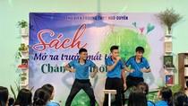 Nhiều hình thức rèn luyện kỹ năng cho học sinh Trường Ngô Quyền, đảo Phú Quý