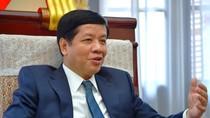 Điều động ông Nguyễn Quốc Cường tiếp tục giữ chức Thứ trưởng Bộ Ngoại giao