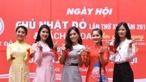 Chủ nhật Đỏ đầu tiên năm 2019 diễn ra tại Đại học Bách Khoa