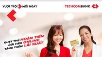 Rộn ràng mua sắm Tết, hoàn tiền không giới hạn với thẻ thanh toán Techcombank