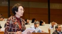 """Bà Bùi Thị An: """"Cán bộ cấp chiến lược phải có tầm nhìn, bản lĩnh"""""""