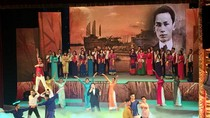 Báo Tổ Quốc và chương trình nghệ thuật đặc biệt ngợi ca Hồ Chủ tịch