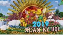 Sun World Halong Complex gây ấn tượng mới với Lễ hội hoa khủng nhất miền Bắc