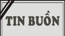 TIN BUỒN: Lễ tang cụ Nguyễn Thị Sản