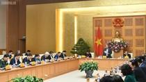 Thủ tướng chủ trì cuộc họp Tiểu ban Kinh tế - Xã hội chuẩn bị Đại hội Đảng XIII