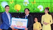 Tân Hiệp Phát mang mùa xuân ấm áp đến với trẻ em có hoàn cảnh khó khăn