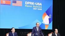 Thượng đỉnh Mỹ - Triều Tiên tại Hà Nội: Kiến tạo hòa bình, nâng tầm vị thế