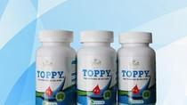 Thảo dược Toppy bị yêu cầu thu hồi, ngừng sản xuất