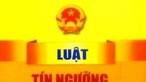 Ở Việt Nam, tôn giáo được tôn trọng, tín ngưỡng được đảm bảo