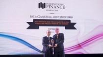 BAC A BANK giành giải thưởng quốc tế tư vấn đầu tư nông nghiệp sạch