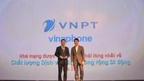 VinaPhone tiếp tục dẫn đầu về sự hài lòng của khách hàng với chất lượng 3G/4G