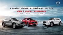 Cùng trải nghiệm cảm giác lái khác biệt với Mazda CX-5