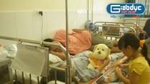Nạn nhân bị hiếp dâm trong vụ trọng án ở Sơn Tây đã được xuất viện