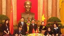 Việt Nam - Trung Quốc ký kết 8 văn kiện quan trọng