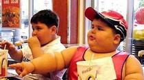 Trẻ béo phì dễ mắc ung thư gan khi trưởng thành