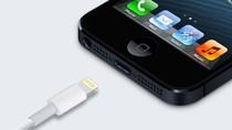 iPhone 5 lại gặp lỗi cáp kết nối
