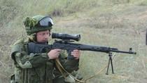 Chùm ảnh lính Nga với hệ thống trang bị cá nhân mới