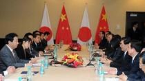 Quan hệ Nhật-Trung:Tokyo hồ hởi, Bắc Kinh phản ứng lạnh nhạt