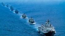 """Biển Đông đang """"nóng"""": Hạm đội Nam Hải Trung Quốc  tập trận đổ bộ"""