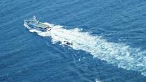 Trung Quốc lần đầu tiên dùng thủy phi cơ tuần tra Biển Đông