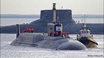 Hải quân Nga năm 2015 sẽ chế tạo tàu vận tải quân sự Makeyev