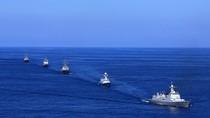 Trung-Mỹ lần đầu tập trận ở Đại Tây Dương, bất chấp bất đồng Biển Đông