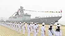 Trung Quốc năm 2014 đứng nhì thế giới về chi tiêu quân sự, kém Mỹ hơn 500 tỷ USD