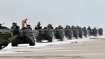 Thủy quân lục chiến Mỹ sẽ mua 2 loại xe chiến đấu đổ bộ bánh lốp mới