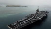 Mỹ triển khai cụm tàu sân bay thứ hai ở Đông Á có liên quan tới Biển Đông