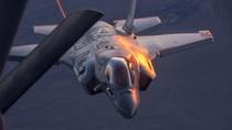 Máy bay tàng hình F-35B Mỹ khơi dậy tham vọng tàu sân bay của Nhật Bản
