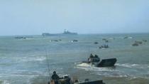 4 chiến khu Quân đội Trung Quốc có lực lượng hải quân