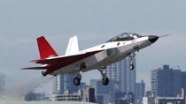 Nhật Bản phát triển máy bay tàng hình X-2 để có ưu thế dẫn trước