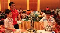 14 đội tuyển đã sẵn sàng cho cuộc thi Robotics quốc tế tại Việt Nam