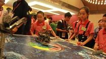Clip hot: Màn trình diễn siêu Robot của học sinh Việt Nam