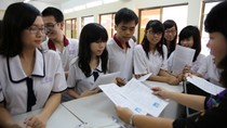 Có rất ít trường gửi phương án tuyển sinh năm 2014