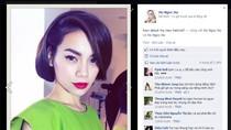 Hà Hồ khoe tóc mới: 15 nghìn người... 'phát cuồng'
