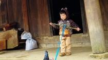 Hình ảnh 'độc' về trẻ em miền núi không cần lời bình chỉ có ở VN (P27)