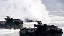 Đài Loan định tái triển khai thủy quân lục chiến tại đảo Ba Bình