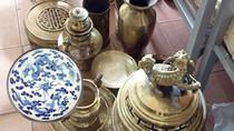 Có trình độ đại học chuyên ngành trở lên mới được hành nghề mua bán cổ vật