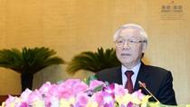 Tâm sự của tân Chủ tịch nước Nguyễn Phú Trọng trong lễ nhậm chức