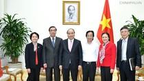 Bà con Việt kiều là bộ phận không thể tách rời của dân tộc Việt Nam