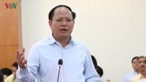 Cách chức Ủy viên Trung ương Đảng đối với ông Tất Thành Cang