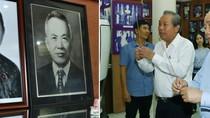 Dâng hương tưởng nhớ các đồng chí nguyên lãnh đạo Đảng, Nhà nước đã từ trần