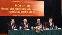 6 nhiệm vụ trọng tâm trong công tác ngoại giao nhân dân năm 2019